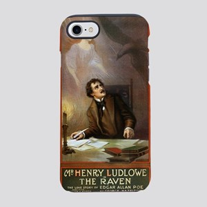 Raven - US Lithograph - 1908 iPhone 7 Tough Case