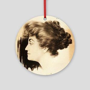 Revelation - Martin and Emery - 1908 Round Ornamen