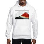 Hokusai Fujisan Hooded Sweatshirt