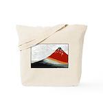 Hokusai Fujisan Tote Bag