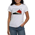 Hokusai Fujisan Women's T-Shirt