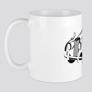 British Classic TF - BW Mug