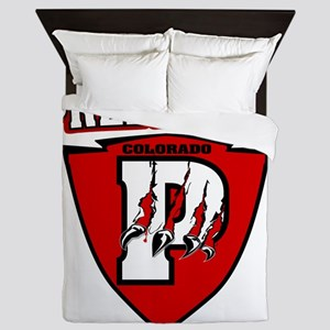 Slashing Pain Preadatorz Queen Duvet