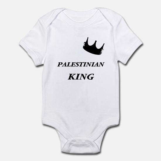 Palestinian King Infant Bodysuit