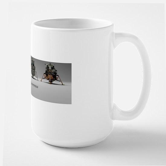 Development of the Apollo Lunar Module Large Mug