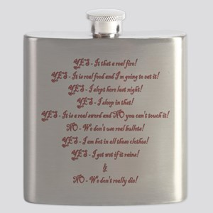 Yes and No Flask