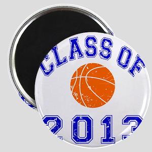 Class Of 2013 Basketball Magnet
