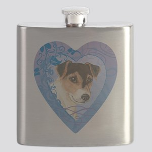 russell-heart Flask