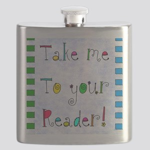 take me to your reader blanket Flask