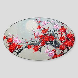 Best Seller Asian Sticker (Oval)