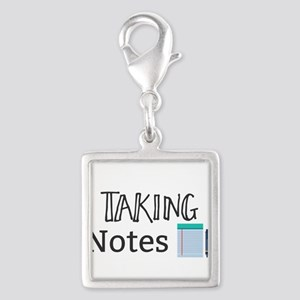 Taking Notes Charms