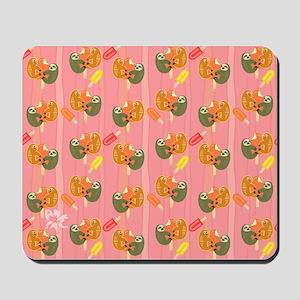 Slothsicle Mousepad