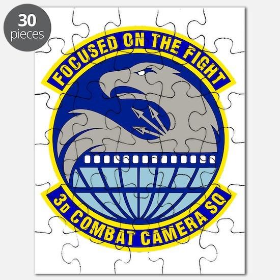 3d Combat Camera Sq Puzzle