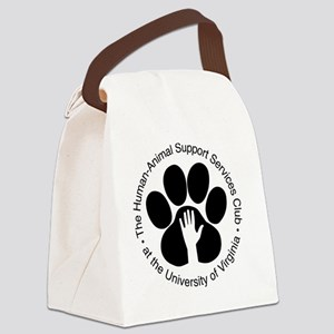 Human-Animal Support Services @ U Canvas Lunch Bag