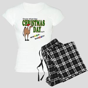 Hump Day Christmas Pajamas