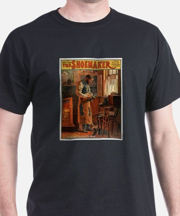 The shoemaker - US Lithograph - 1907 T-Shirt