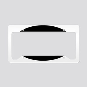 cheshire-grin-OV-OV License Plate Holder
