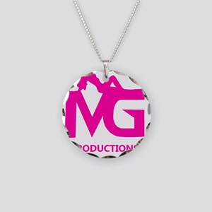 Mean Girls Productions LLC Necklace Circle Charm
