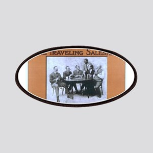 Traveling salesman - US Lithograph - 1908 Patch