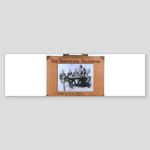 Traveling salesman - US Lithograph - 1908 Bumper S