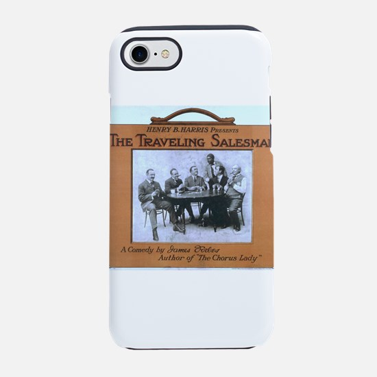 Traveling salesman - US Lithograph - 1908 iPhone 7