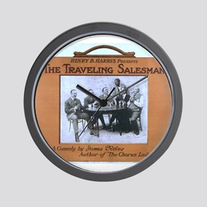 Traveling salesman - US Lithograph - 1908 Wall Clo