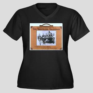 Traveling salesman - US Lithograph - 1908 Plus Siz