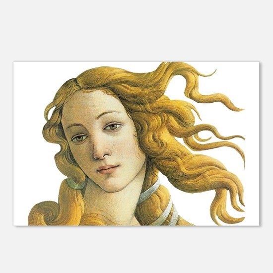 Goddess Venus Postcards (Package of 8)