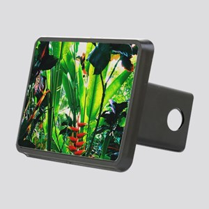 Tropical 2 Rectangular Hitch Cover