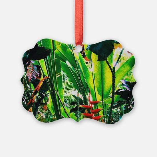 Tropical 2 Ornament