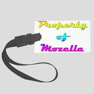 Property Of Mozella Female Luggage Tag