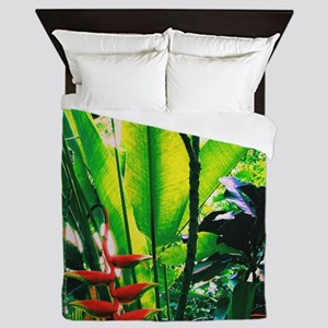 Tropical 2 Queen Duvet