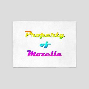 Property Of Mozella Female 5'x7'Area Rug