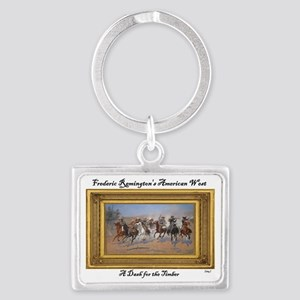 A Dash for the Timber - Frederi Landscape Keychain