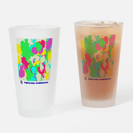Design by Journey Drinking Glass
