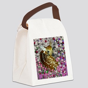 Bamb Flow II Gel Mousepad-1762wx1 Canvas Lunch Bag