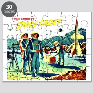 Tom Corbett Puzzle