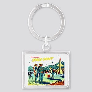 Tom Corbett Landscape Keychain