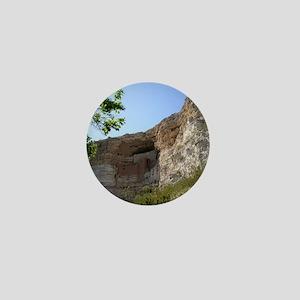 Montezuma's Castle  Mini Button