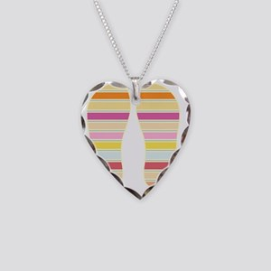Patio Necklace Heart Charm