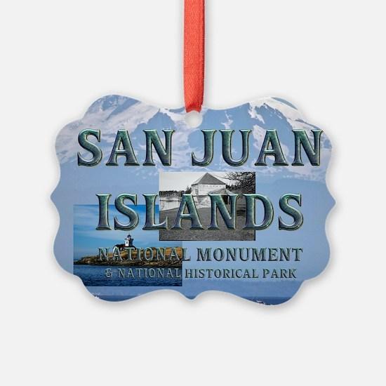 sanjuanislands1a Ornament