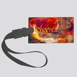 Phoenix Large Luggage Tag