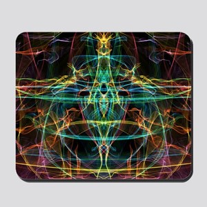 Witch-craft Mousepad