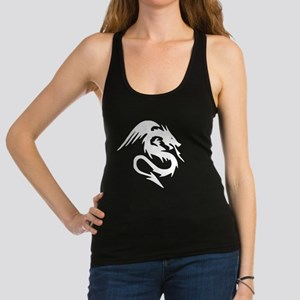 Dragon Design Racerback Tank Top