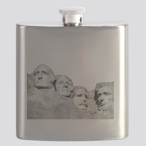 Rushmore Rock You Flask