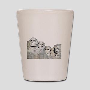 Rushmore Rock You Shot Glass