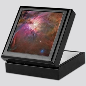 Orion Outerspace Nebula Keepsake Box