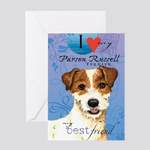 parson-kindle Greeting Card