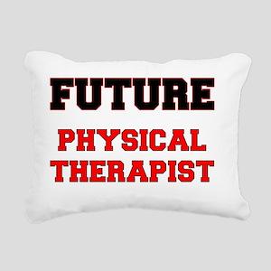 Future Physical Therapis Rectangular Canvas Pillow