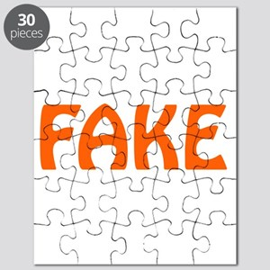 Fake people Puzzle